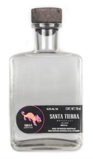 Mezcal Santa Tierra Tobala
