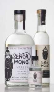 Mezcal Señor Mono espadin mezcal de oaxaca mixología con mezcal mezcal joven agave espadin