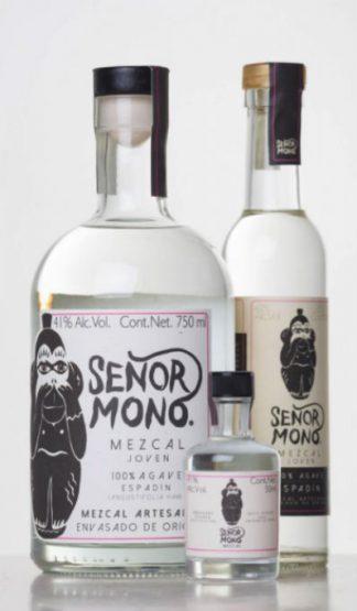 Mezcal Señor Mono oaxaca mixología