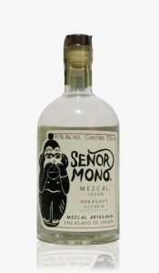 mezcal señor mono, mezcal joven, mezcal artesanal, mezcal de oaxaca, mezcalito, maguey espadin, mezcaleros, agave