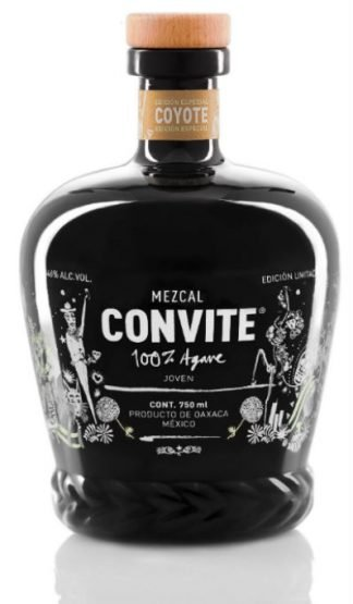 Mezcal Convite Coyote