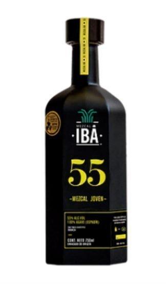 Mezcal IBA 55 Orgánico