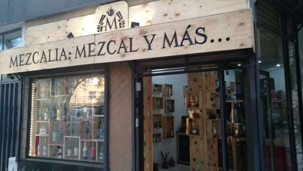 Mezcalia, La tienda de Mezcal de la CDMX