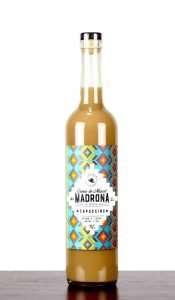 Crema de Mezcal Madrona Capuccino,mezcal artesanal, mezcal de oaxaca,agave espadin,crema de mezcal