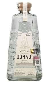 Mezcal Donají Joven Mexicano,mezcal artesanal,mezcal de oaxaca,mezcal joven,agave mexicano