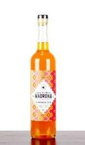Licor de Mezcal Madrona Maracuyá, licor de mezcal,mezcal y maracuya,mezcal de oaxaca,mezcal artesanal