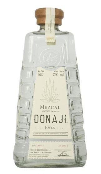 Mezcal Donají Joven Espadín