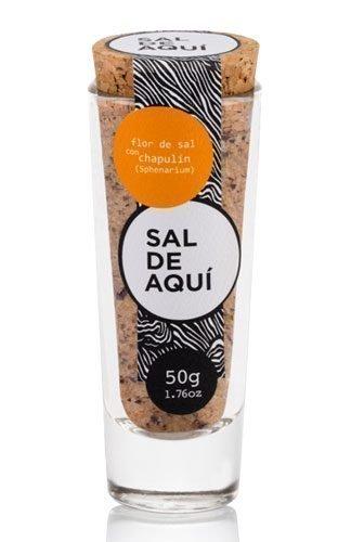 sal de chapulín, sal de aquí,sal artesanal,sal gourmet,sal para mezcal