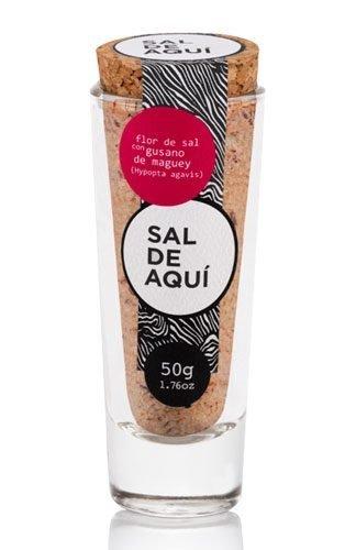 sal de gusano, sal de aqui,sal artesanal,sal gourmet,sal para mezcal