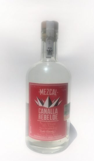 mezcal canalla rebelde cuish oaxaca
