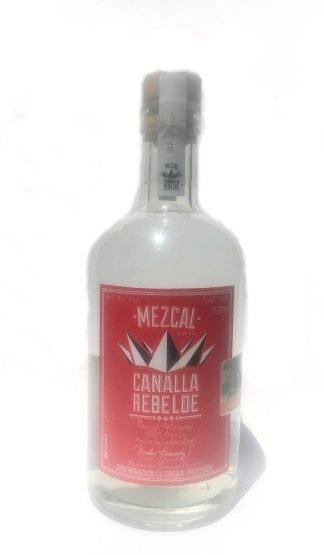 mezcal canalla rebelde cuish mezcal de oaxaca mezcal joven agave cuish liquor store mezcal artesanal