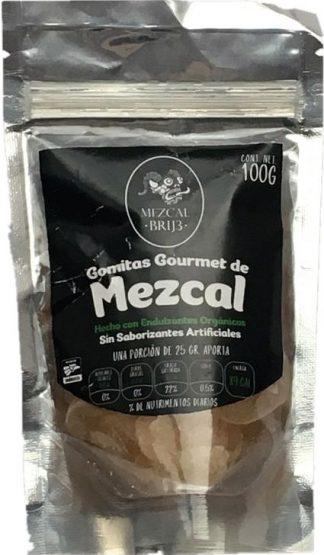gomitas con mezcal dulces mezcal brije