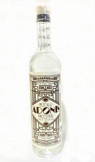 Mezcal Adonis, mezcal rayo seco agua sagrada, agave cupreata,mezcal de guerrero,mezcal ancestral